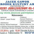 Koncert Jubileuszowy